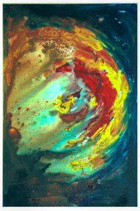 Nebula Cluster art